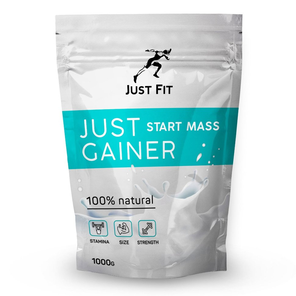 Just Start Mass Gainer